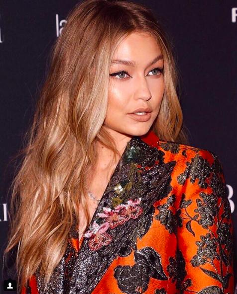 Gigi Hadid'in En Güzel Makyaj Lookları