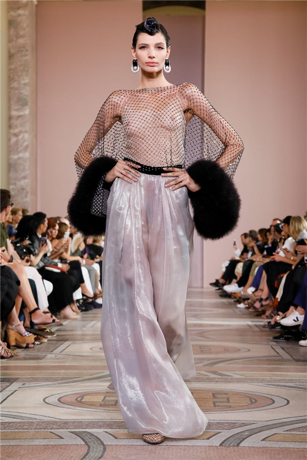 Giorgio Armani Privé Couture Sonbahar/Kış 2019 - Giorgio Armani Privé Couture Sonbahar/Kış 2019