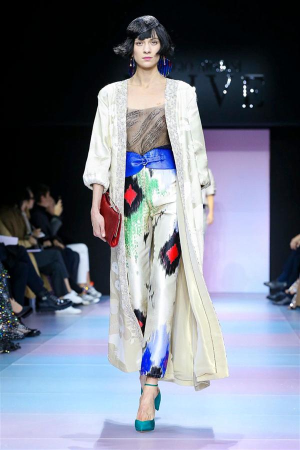 Giorgio Armani Privé Haute Couture İlkbahar/Yaz 2020 Tasarımları
