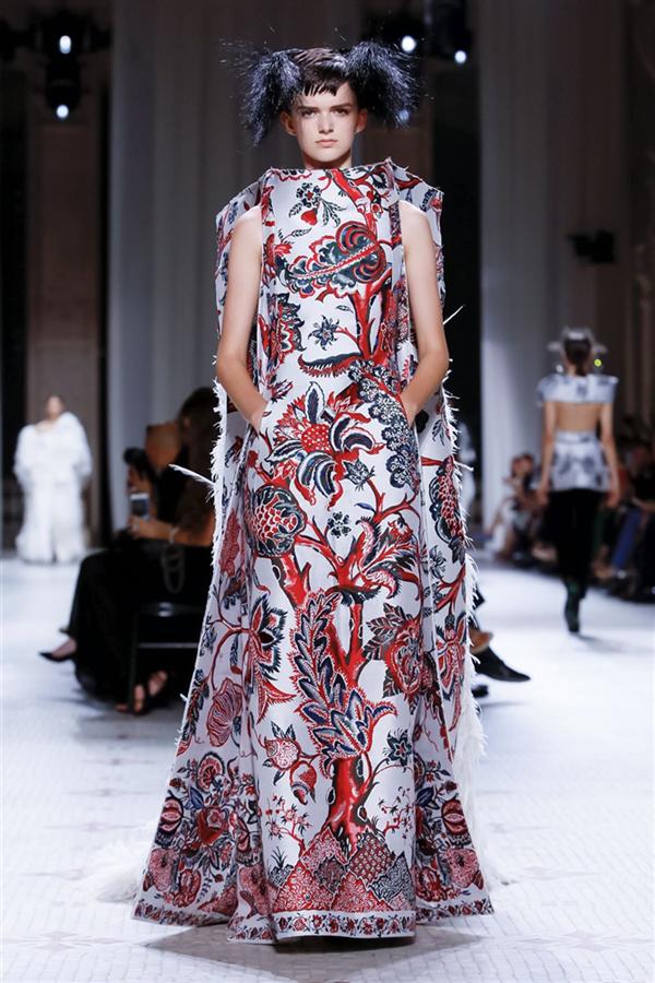 Givenchy Couture Sonbahar/Kış 2019