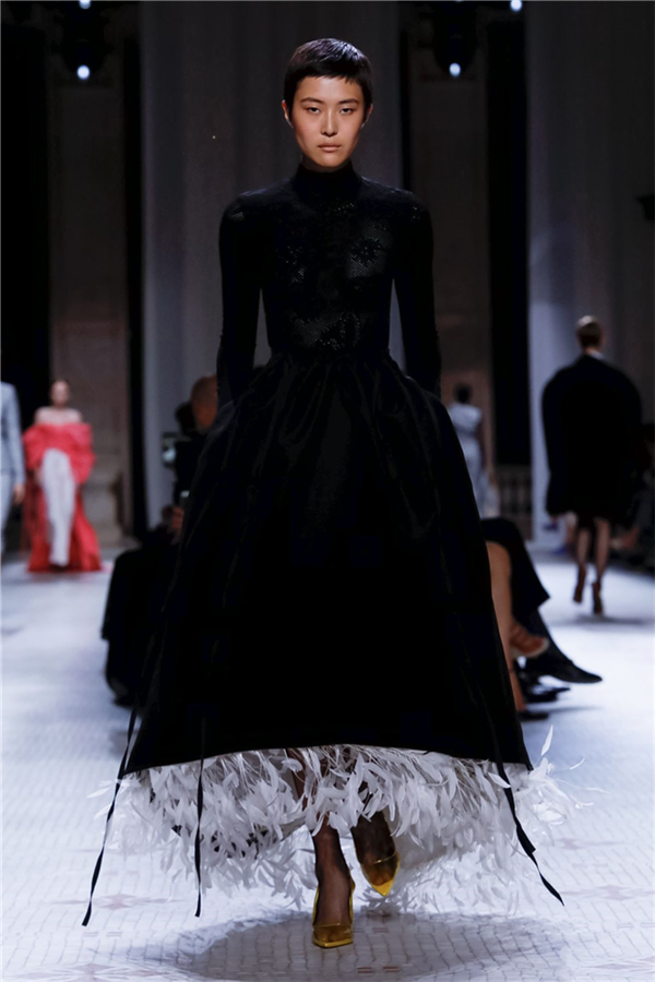 Givenchy Couture Sonbahar/Kış 2019 - Givenchy Couture Sonbahar/Kış 2019