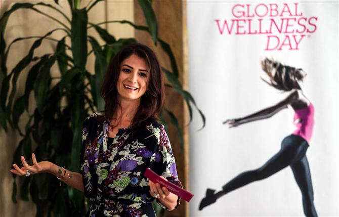 Global Wellness Day 9 Haziran'da