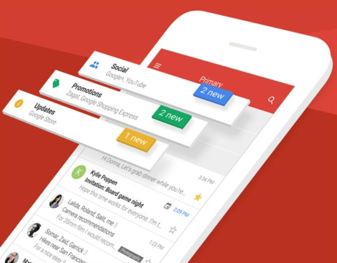 Gmail Değişti