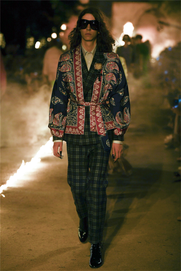 Gucci Cruise 2019