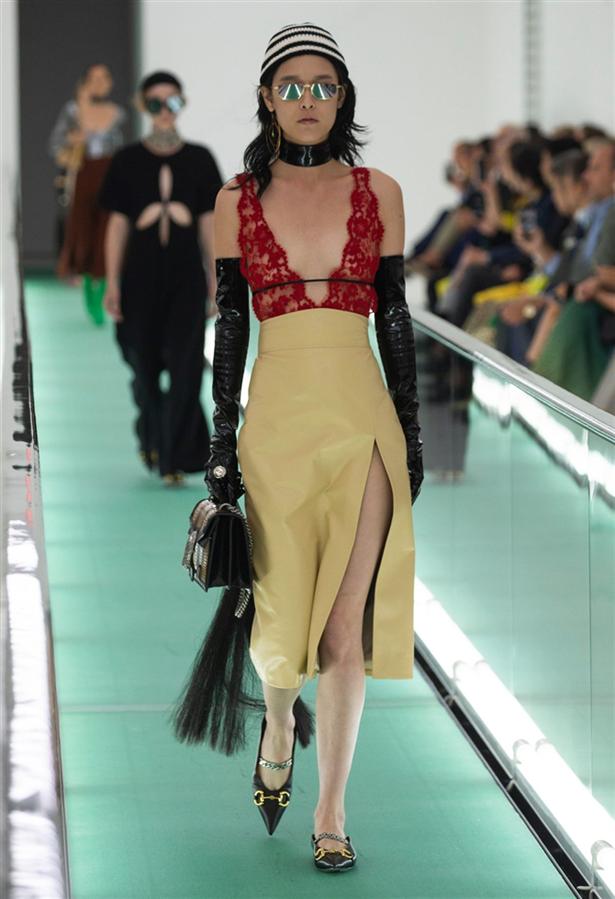 Gucci İlkbahar/Yaz 2020 Koleksiyonundan İddialı Tasarımlar