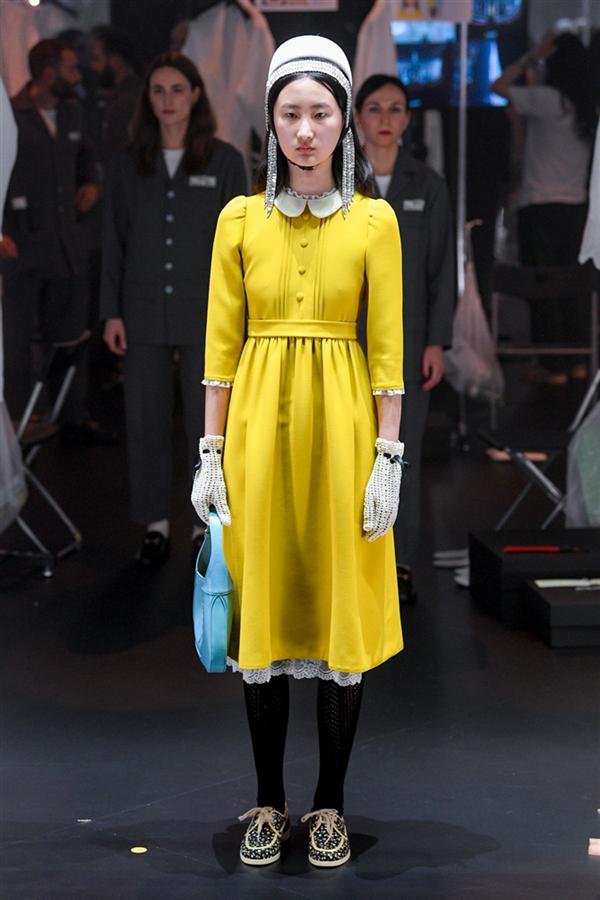 Gucci Sonbahar/Kış 2020 Koleksiyonundan Çarpıcı Tasarımlar - Gucci Sonbahar/Kış 2020 Koleksiyonundan Çarpıcı Tasarımlar
