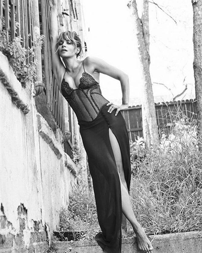 Halle Berry 52 Yaşında