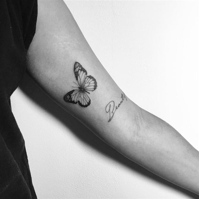 Havalı ve Risksiz Tercih: Kelebek Dövme Modelleri
