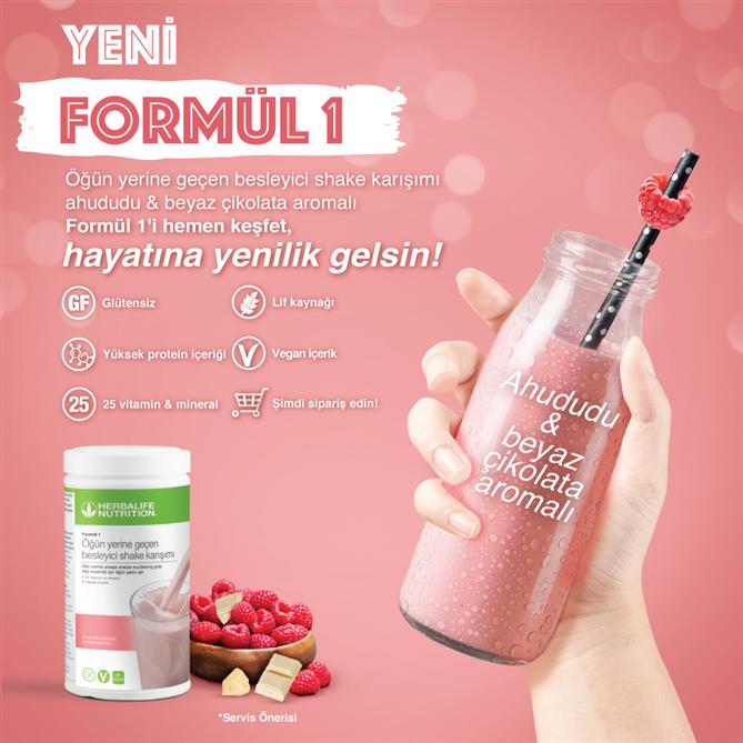 Herbalife Nutrition'dan Yeni Tatlar - Herbalife Nutrition'dan Yeni Tatlar