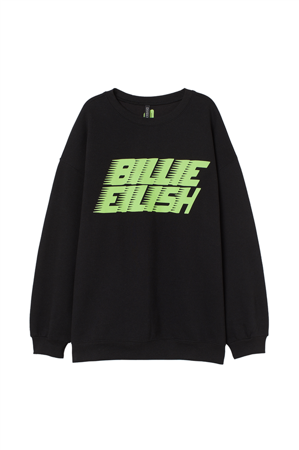H&M'den Billie Eilish Lisans Koleksiyonu - H&M'den Billie Eilish Lisans Koleksiyonu