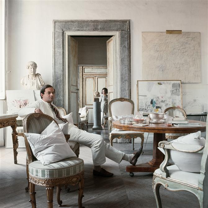 Horst: Moda ve Portreler