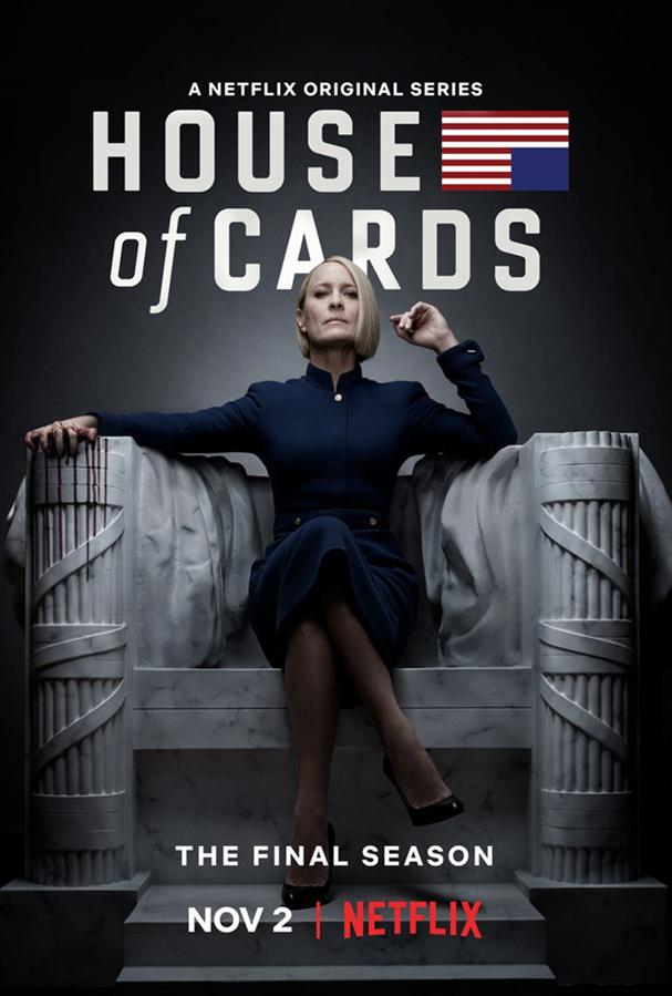 House of Cards'ın 6. Sezonu Öncesinde Bilmeniz Gerekenler