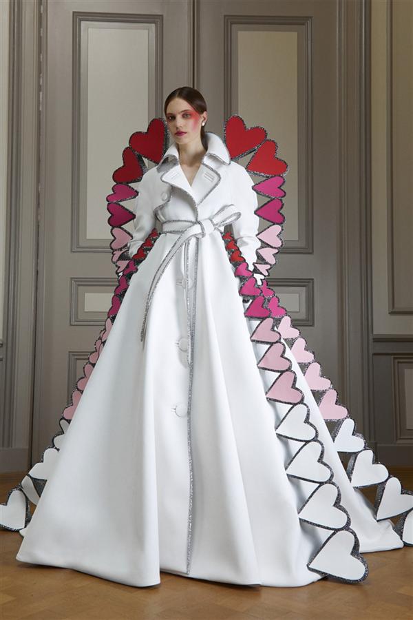 İddialı Etki: Viktor & Rolf 2020 Haute Couture - İddialı Etki: Viktor & Rolf 2020 Haute Couture