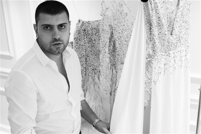 İhtişamlı Haute Couture'ların Tasarımcısı Mehmet Korkmaz