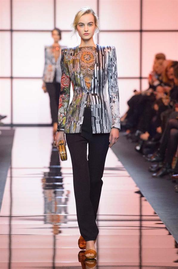 İlkbahar 2017 Couture: Giorgio Armani Privé - İlkbahar 2017 Couture: Giorgio Armani Privé