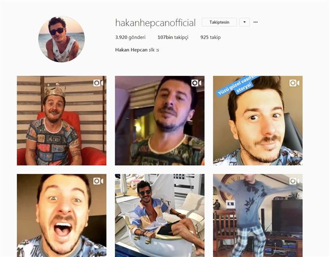 Instagram'da Takip Edilesi 10 Türk Hesabı