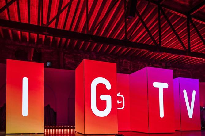 Instagram'dan Yeni Video Servisi IGTV