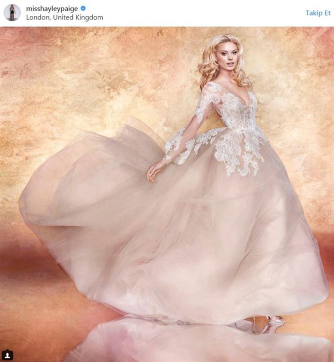Instagram'ın En Çok Beğenilen Gelinlik Hesapları