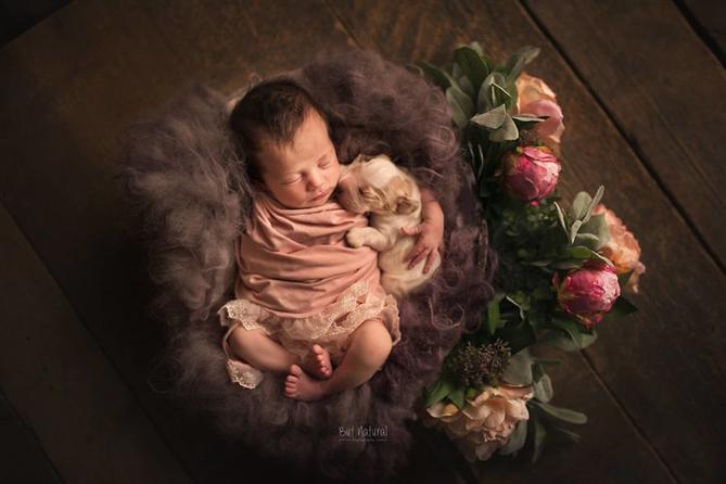 Instagram'ın En Güzel Bebek Fotoğrafçısı