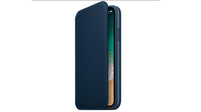 iPhone X İçin Deri Kılıflar