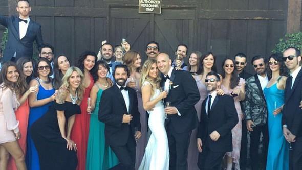 İrem Baysan ve Enrique Santana'nın California'daki Düğünü - İrem Baysan ve Enrique Santana'nın California'daki Düğünü