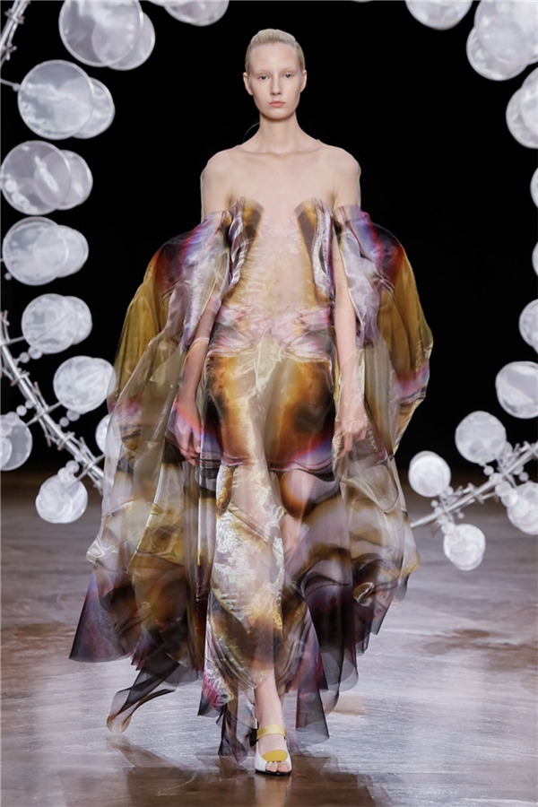 Iris Van Herpen Couture Sonbahar/Kış 2019