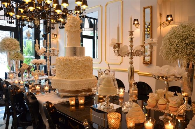 İstanbul`da Bulabileceğiniz En Güzel Düğün Pastaları