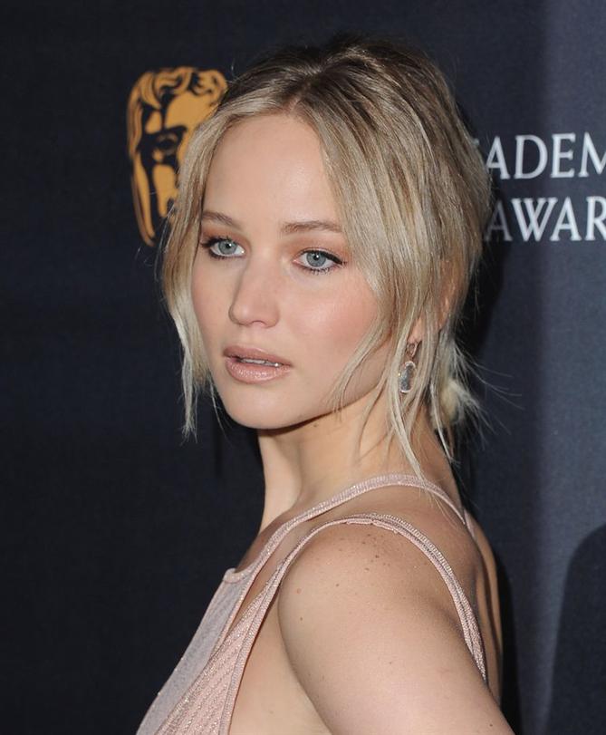 Jennifer Lawrence 28 Yaşında!
