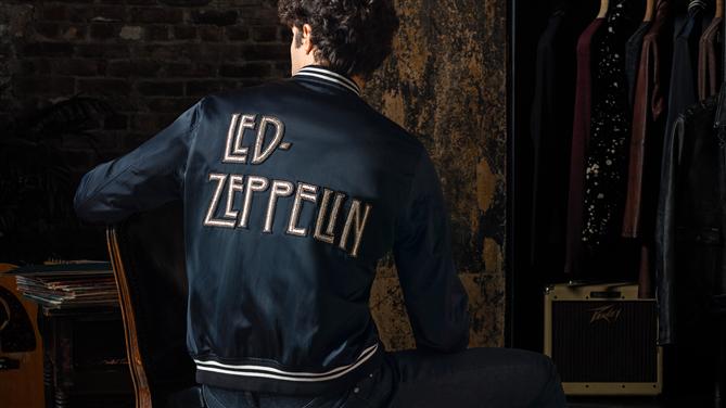 John Varvatos x Led Zeppelin Özel Koleksiyonu Beymen Zorlu Center'da - John Varvatos x Led Zeppelin Özel Koleksiyonu Beymen Zorlu Center'da