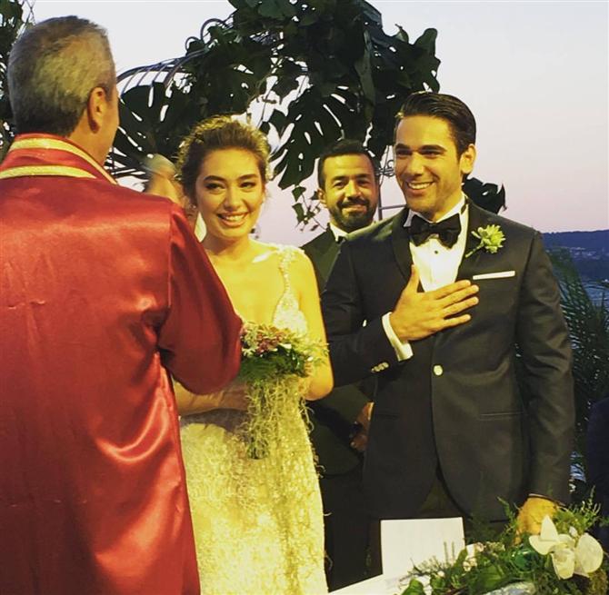 Kadir Doğulu ve Neslihan Atagül'ün Düğünü - Kadir Doğulu ve Neslihan Atagül'ün Düğünü