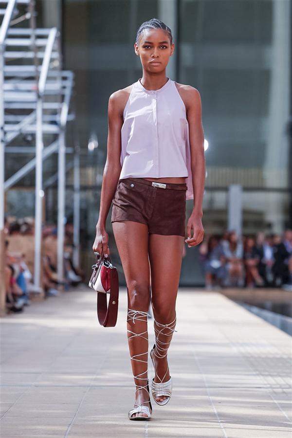 Kalp Çalan Longchamp İlkbahar/Yaz 2020 Tasarımları