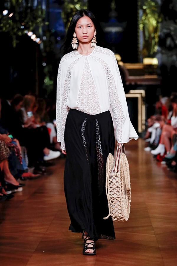 Kalp Çalan Tasarımlarıyla Stella McCartney İlkbahar/Yaz 2020 Koleksiyonu