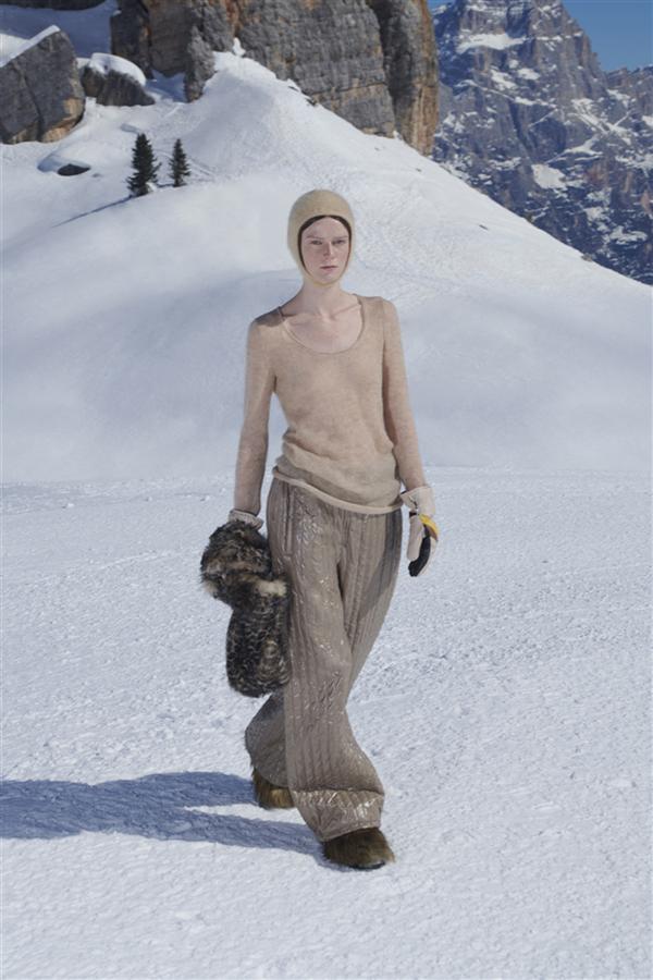 Kardan Düşler: Miu Miu Sonbahar 2021 Koleksiyonundan Öne Çıkanlar