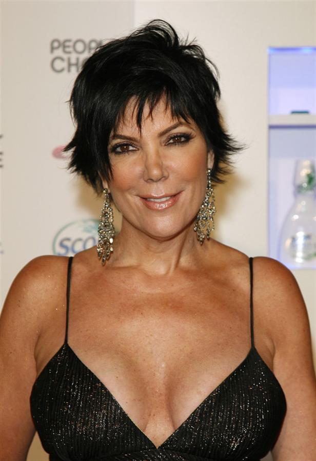 Kris Jenner- 2007