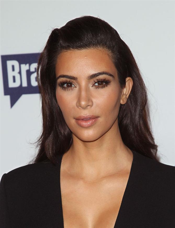 Kim Kardashian - 2015