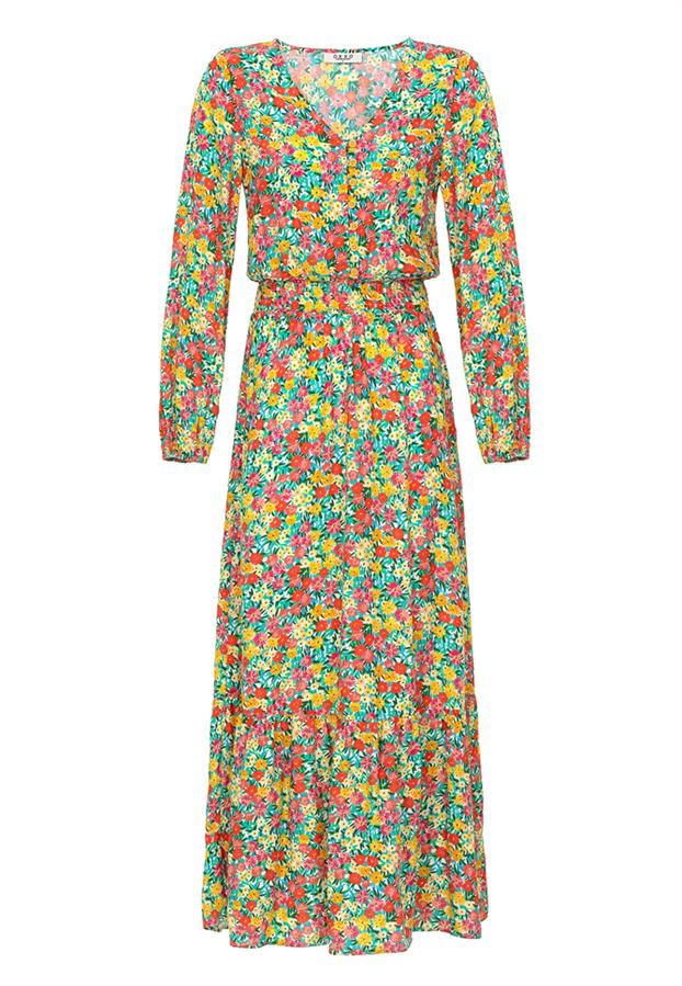 Kate Middleton'dan İlham Aldık: Sezonun En Şık Çiçekli Elbise Modelleri