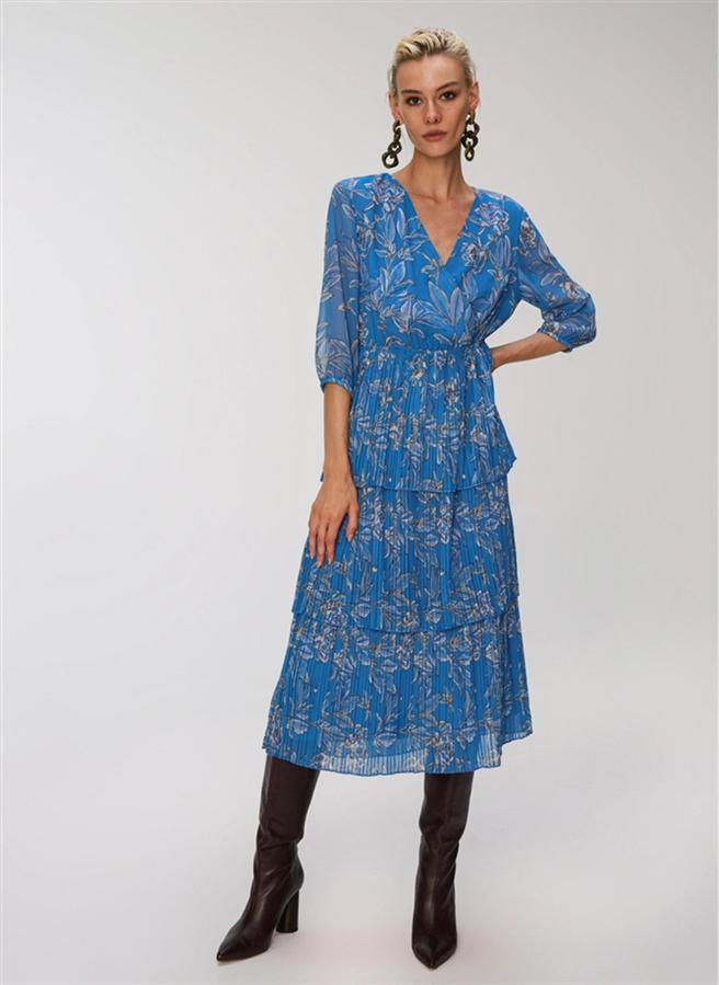 Kate Middleton'dan İlham Aldık: Sezonun En Şık Çiçekli Elbise Modelleri - Kate Middleton'dan İlham Aldık: Sezonun En Şık Çiçekli Elbise Modelleri