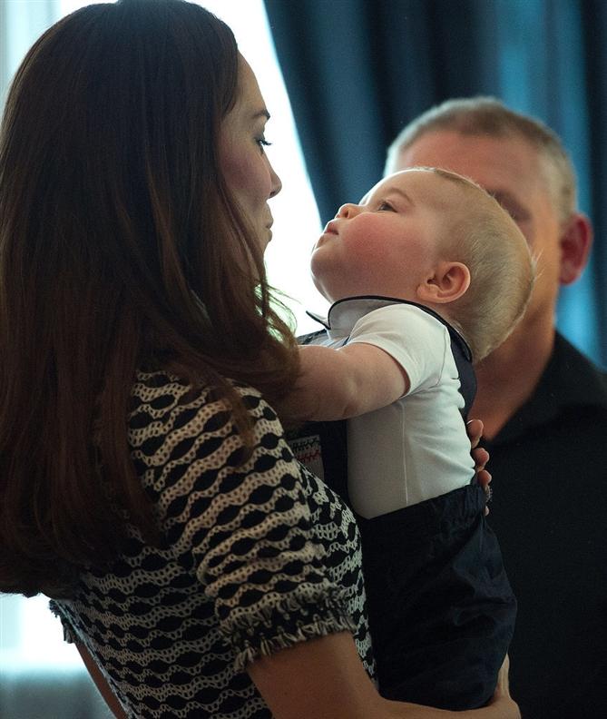 Kate Middleton`ın anne halleri - Kate Middleton`ın anne halleri