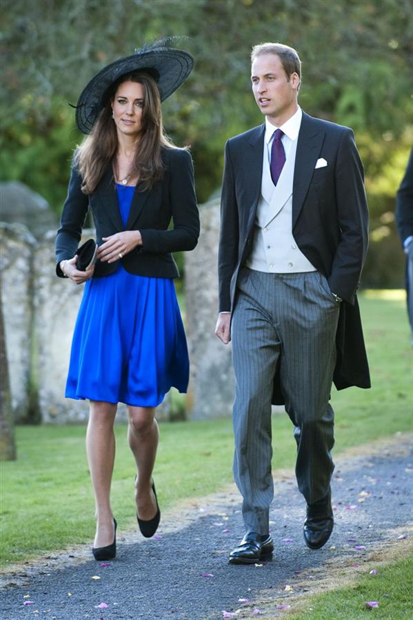 Kate Middleton'ın Düğün Şıklığı