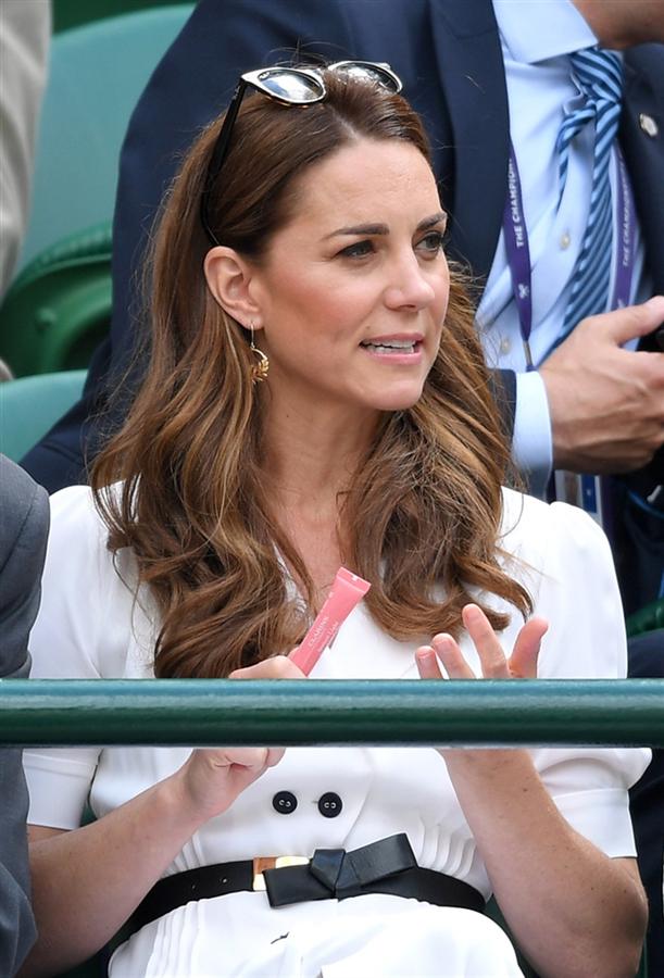 Kate Middleton'ın Favori Lip Gloss'unu Açıklıyoruz! - Kate Middleton'ın Favori Lip Gloss'unu Açıklıyoruz!