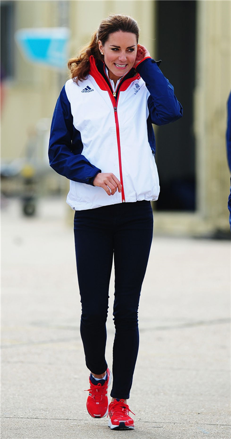 Kate Middleton'ın Formda Kalma Sırları