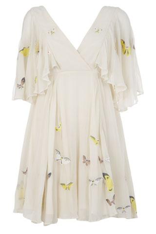kate-moss-cicekli-sifon-bluz - Kate Moss Topshop koleksiyonu