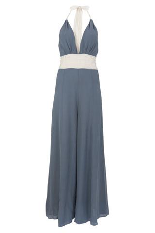 kate-moss-mavi-elbise - Kate Moss Topshop koleksiyonu