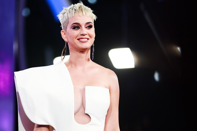 Katy Perry: Depresyona Girdim