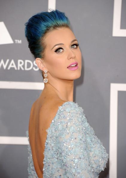 2012 - Katy Perry'nin Güzellik Evrimi