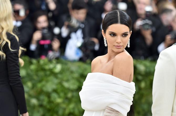 Kendall Jenner: Çok Garip