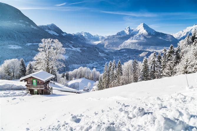 İsviçre Alpleri - Kış Aylarında Tercih Edebileceğiniz Balayı Rotaları