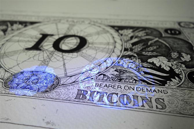 Komik ve Yaratıcı Bitcoin Paraları