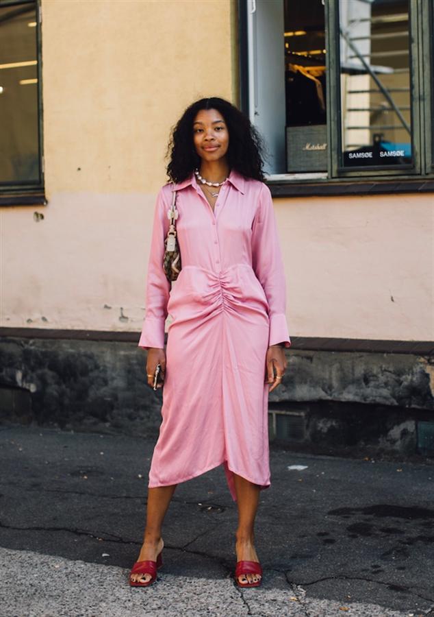 Kopenhag Moda Haftası'ndan Öne Çıkan Sokak Stilleri - Kopenhag Moda Haftası'ndan Öne Çıkan Sokak Stilleri