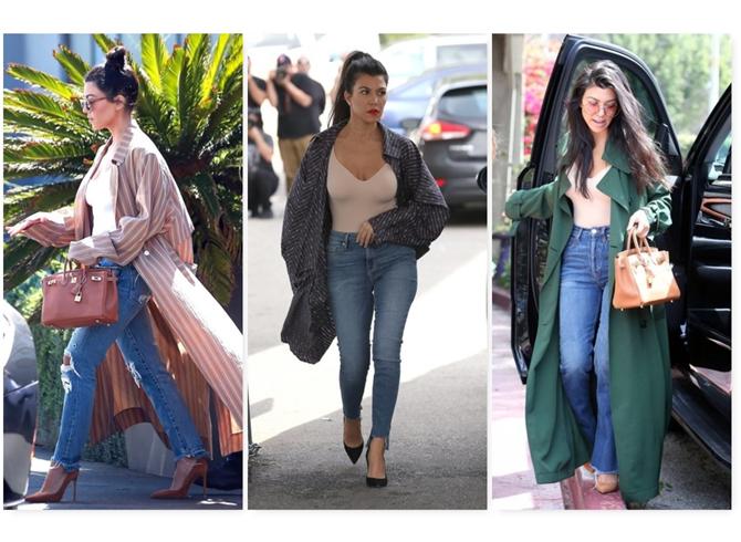 Kourtney Kardashian'ın İlham Veren Stili - Kourtney Kardashian'ın İlham Veren Stili